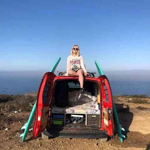 Camping vibe Portugal